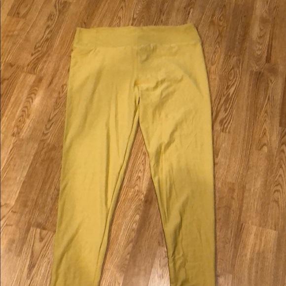 LuLaRoe Pants - Tall and Curvy Leggings